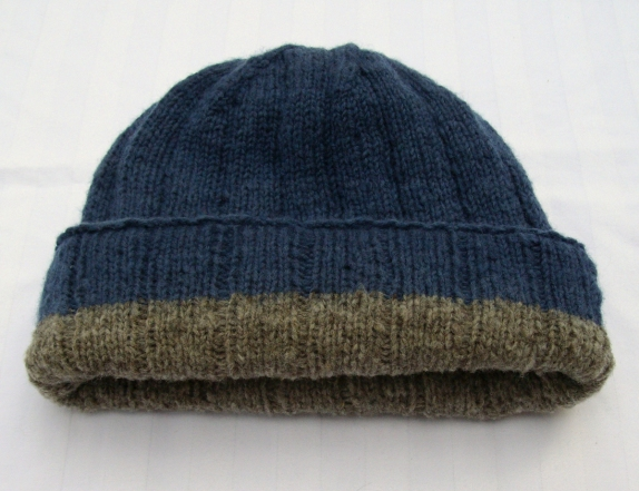 Now *that* is a warm hat.
