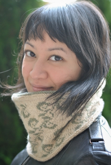 Firenze cowl vine side