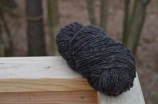 romney sock yarn