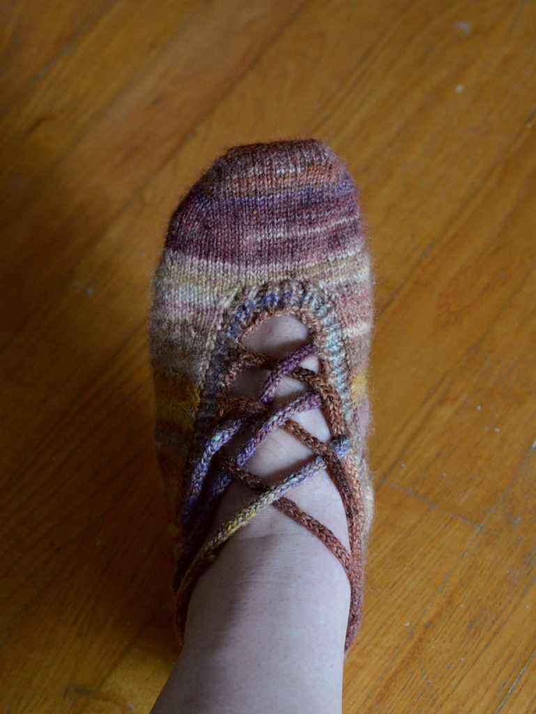 slipper prototype