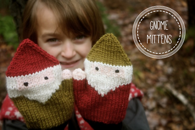 141115 Gnome Mittens