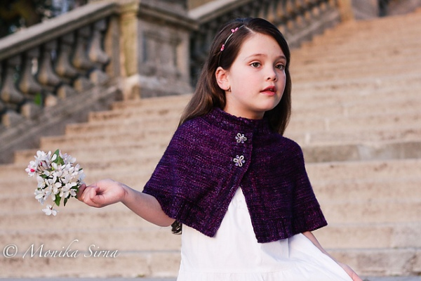 Kveta Capelet*, also available in adult sizes.