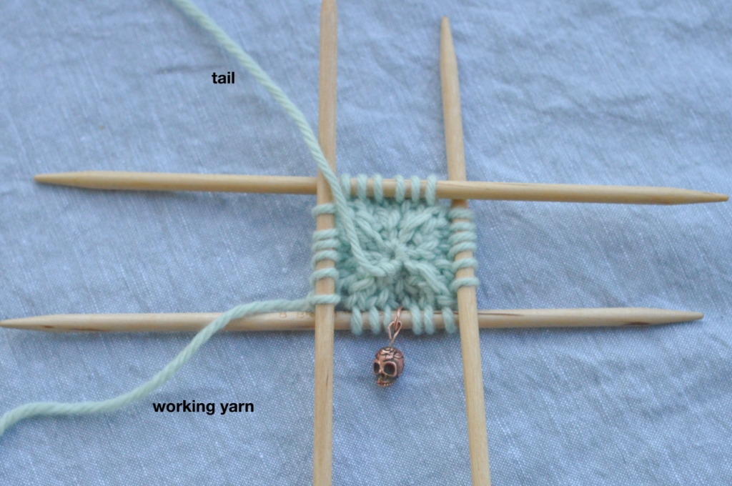 thecusserknits tutorial | Emily Ocker 16: the final tightening