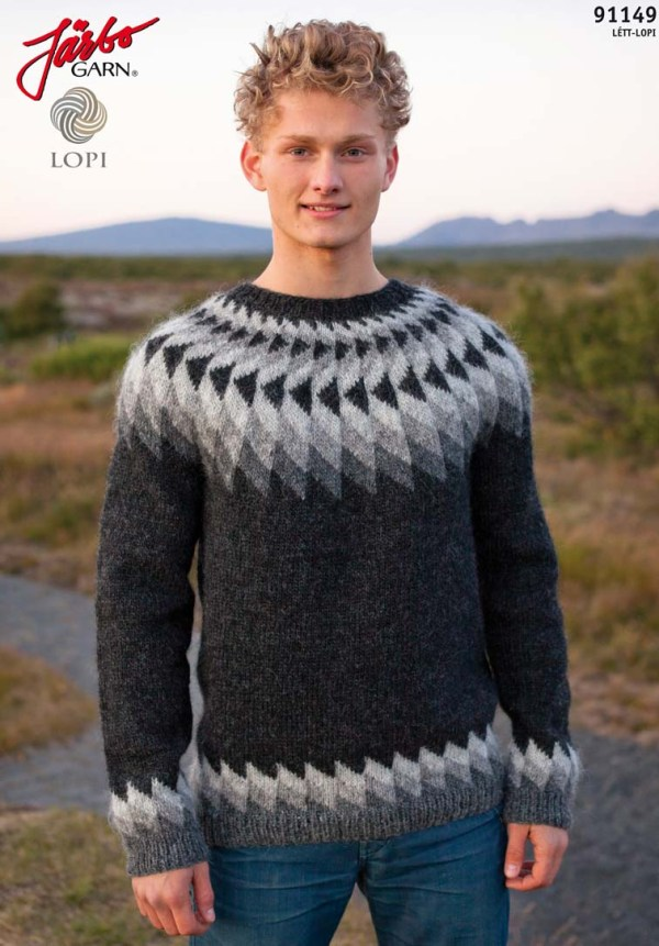 thecusserknits | Jon sweater photo