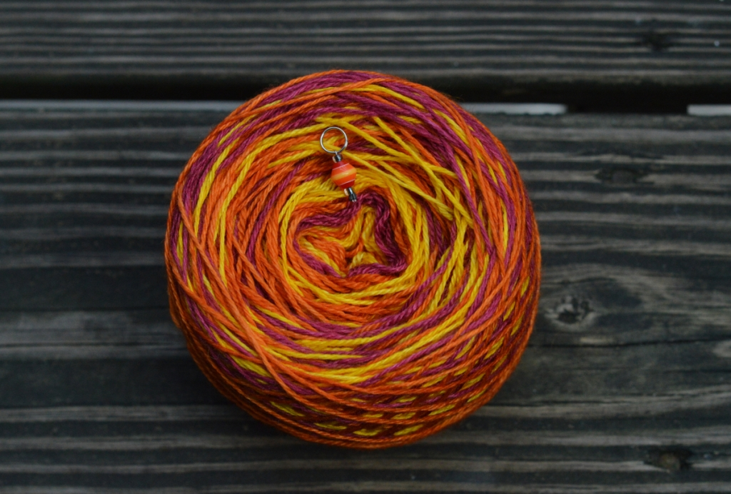 thecusserknits.com | solar flare caked