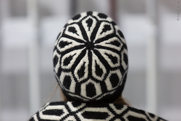 Ready Steady Go hat | thecusserknits.com