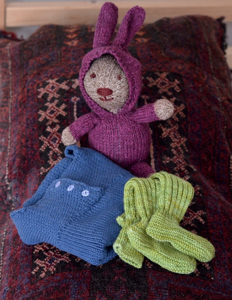 all the baby knits