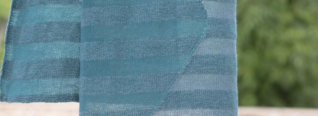 Fauxtarsia Wave detail photo showing colour and texture contrast.